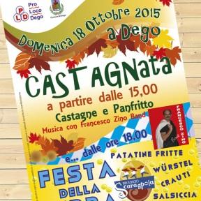 1 castagnata
