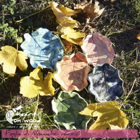 foglie nocciolo
